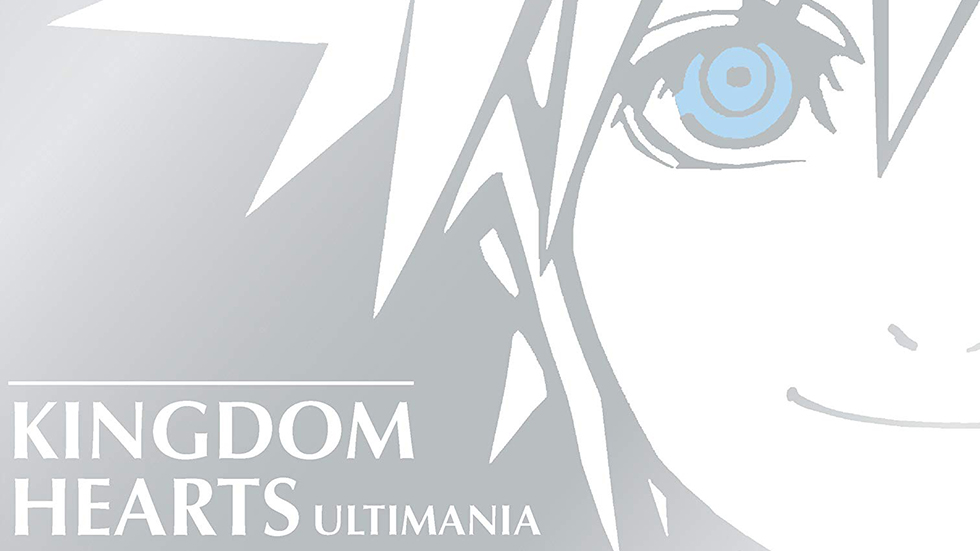Kingdom Hearts Ultimania: The Story Before Kingdom Hearts III
