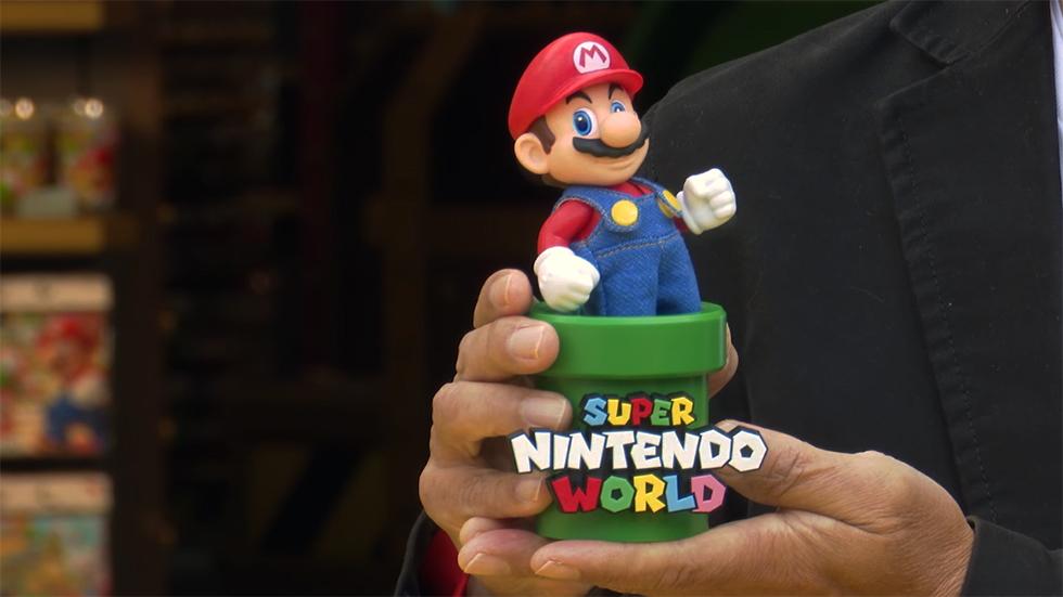 Tokotoko Mario