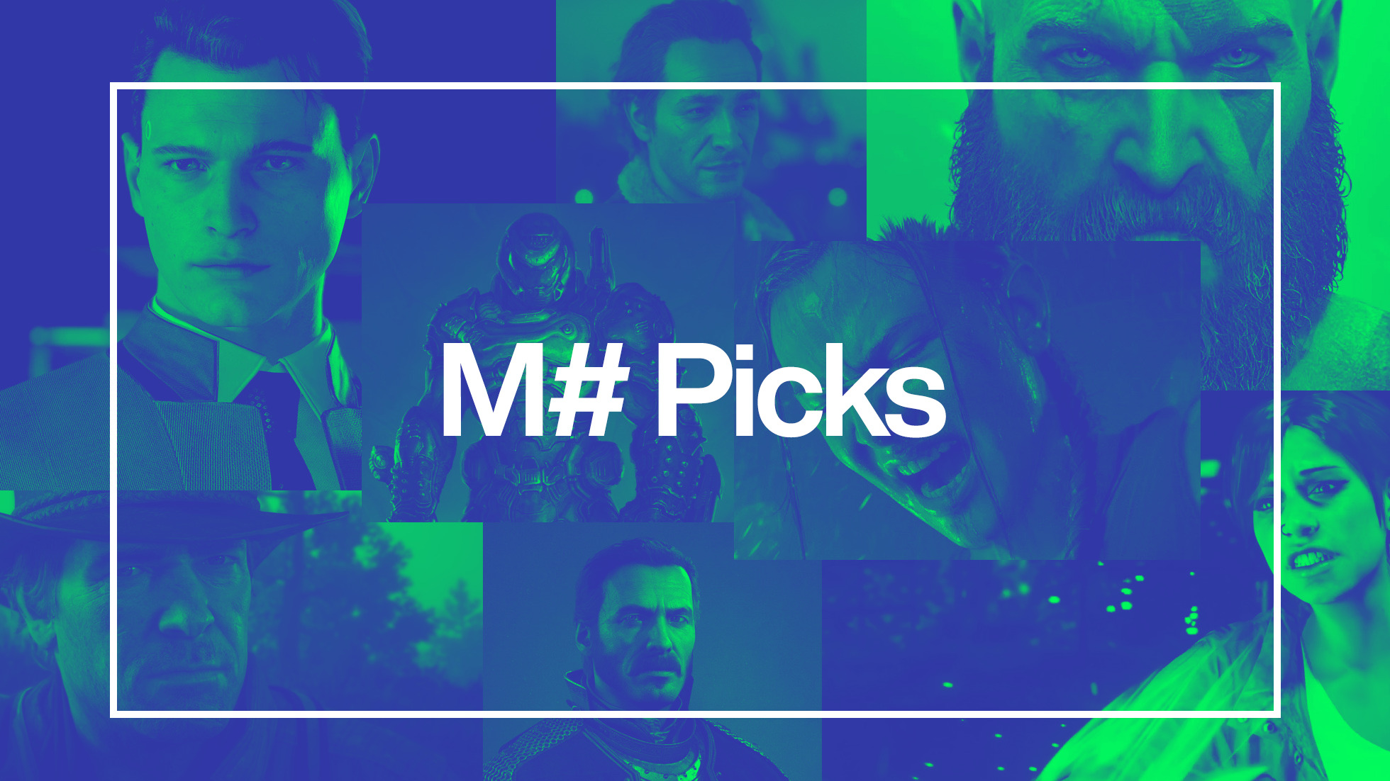 M# Picks Personajes