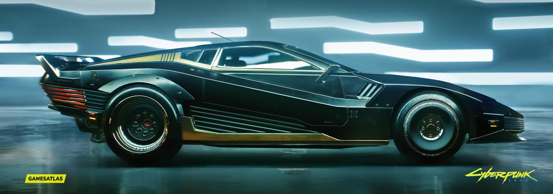 Quadra Turbo-R V-Tech Cyberpunk 2077