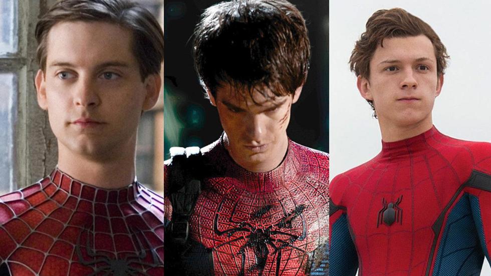 Spider Man Crossover
