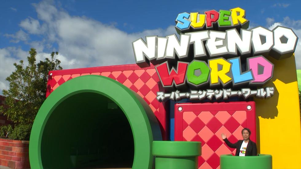 Super Nintendo World 01