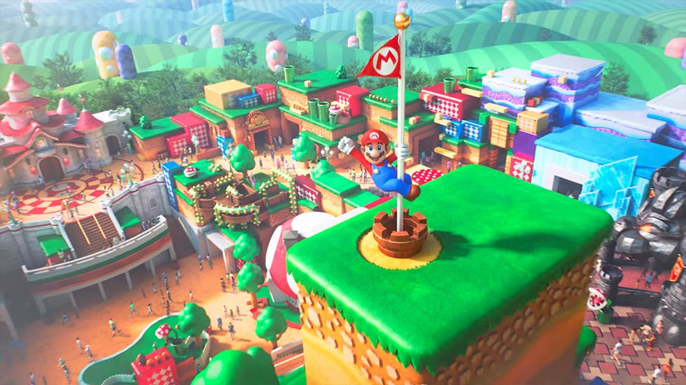 Super Nintendo World 2021