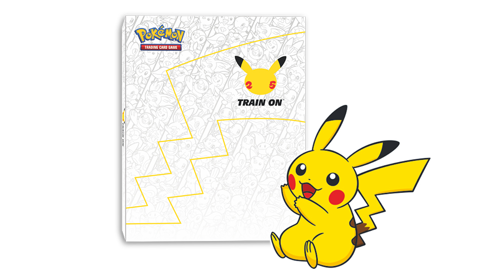 Pokémon 25° aniversario