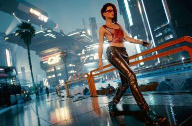 Actualización 1.1 Cyberpunk 2077