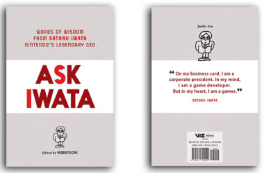 Ask Iwata libro inglés