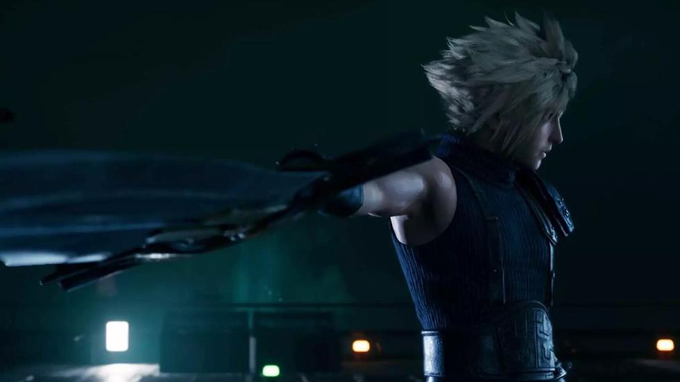 Final Fantasy VII PlayStation 5