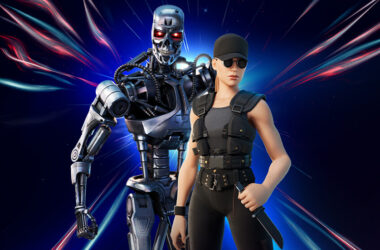 Sarah Connor & T-800 Fortnite