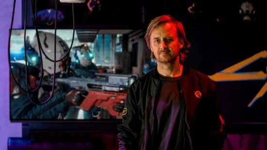 Marcin Iwiński Cyberpunk 2077
