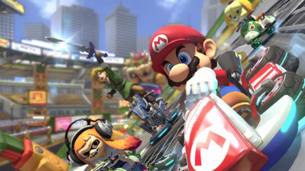 Mario Kart 9 Nintendo