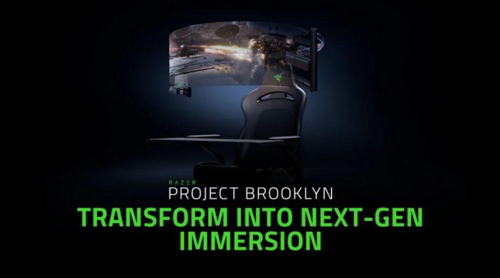 Project Brooklyn Razer CES 2021