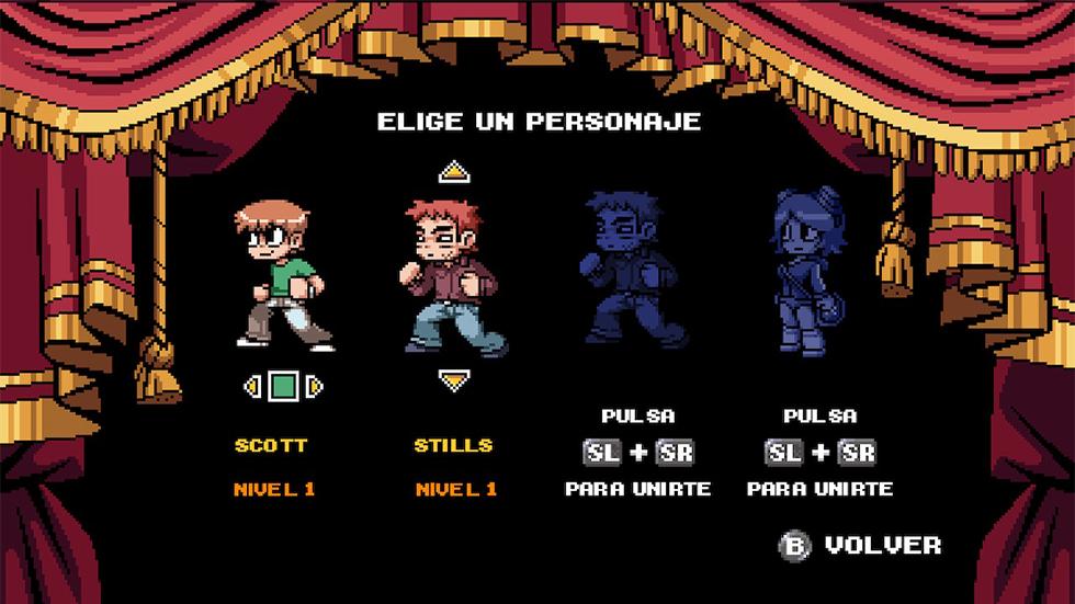 Scott Pilgrim Characters