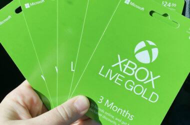 Xbox Live Gold precio