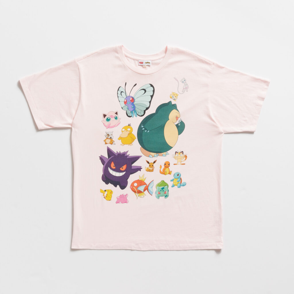Pokemon x Levi´s 10
