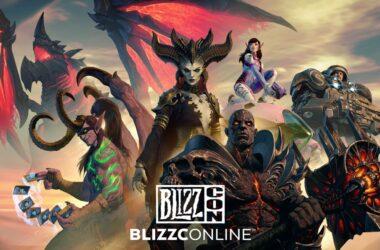 Inauguración BlizzConline 2021