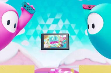 Fall Guys llega a Nintendo Switch