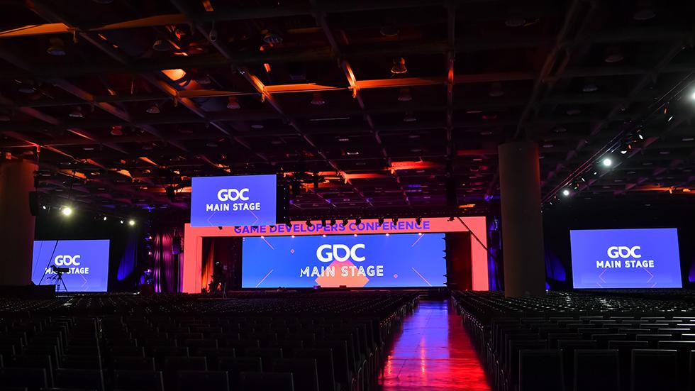 GDC Stage