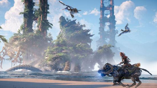 Horizon Forbidden West 2022