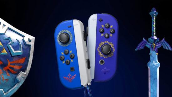 Joy-Con Legend Zelda