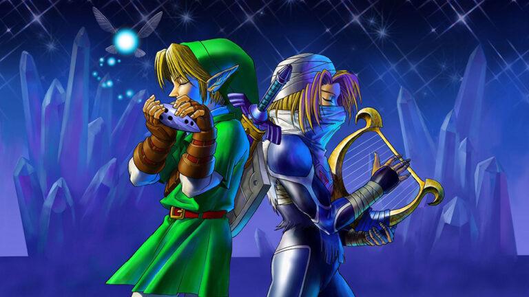 The Legend of Zelda Covers