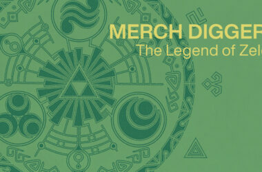 Merch Diggers The Legend of Zelda