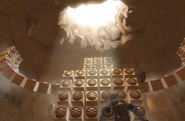 Nier Replicant Barren Temple