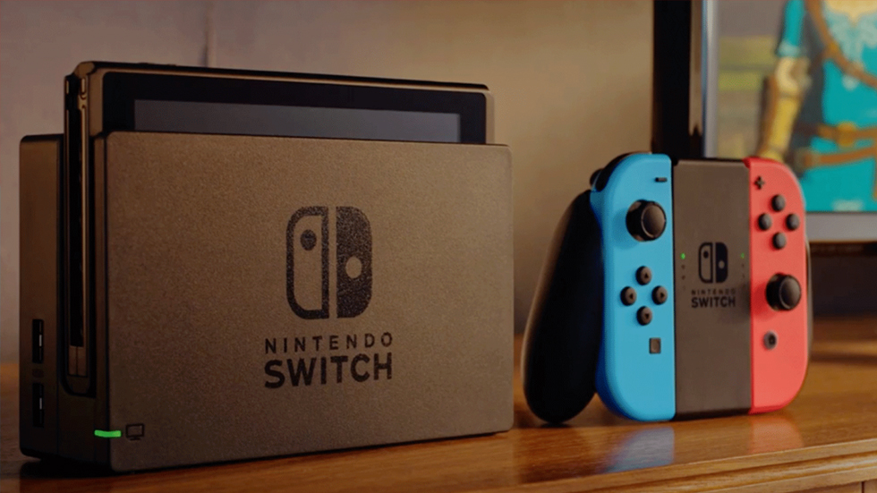 Switch ventas