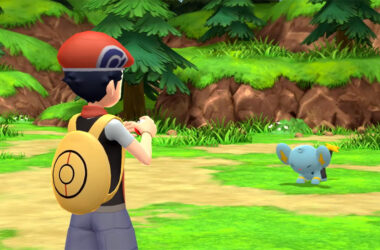 Pokémon Brilliant Diamond