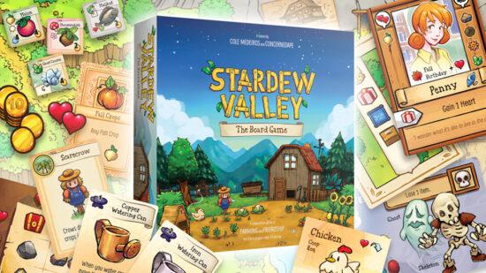 Stardew Valley Board Game 7