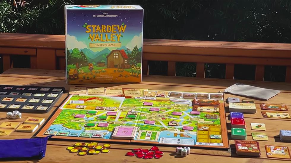 Stardew Valley Board Game 2