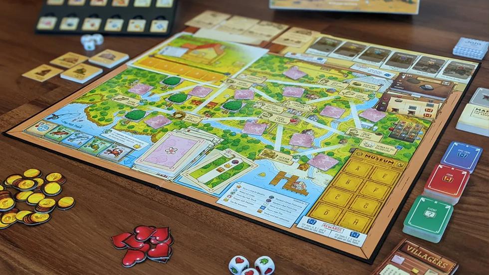 Stardew Valley Board Game 4