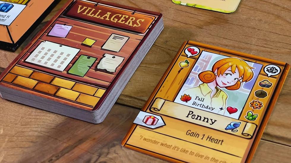 Stardew Valley Board Game 5
