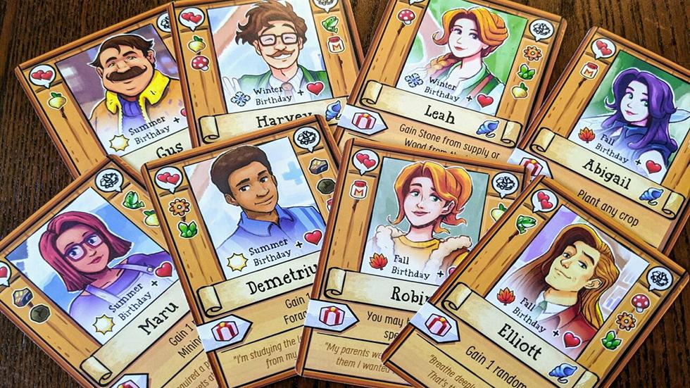 Stardew Valley Board Game 6