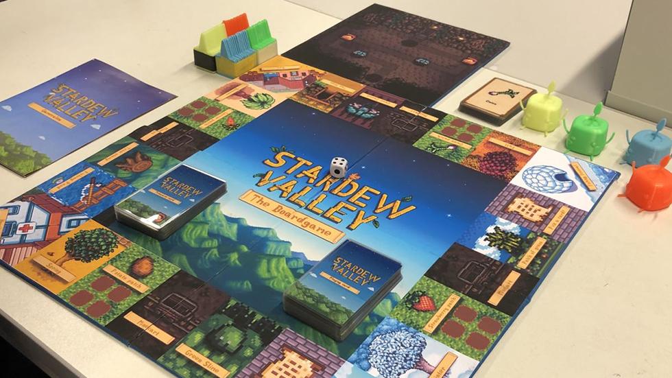 Stardew Valley Board Game 8