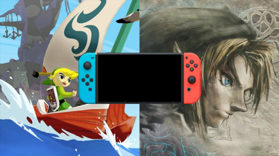 The Legend of Zelda Switch