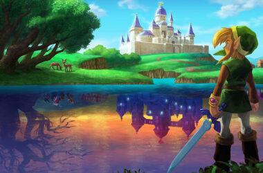 The Legend of Zelda Netflix