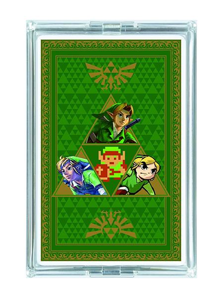 The Legend of Zelda Baraja de Poker Merch Diggers