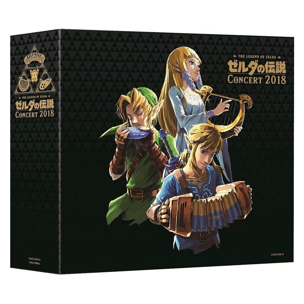 The Legend of Zelda Concert CD Merch Diggers