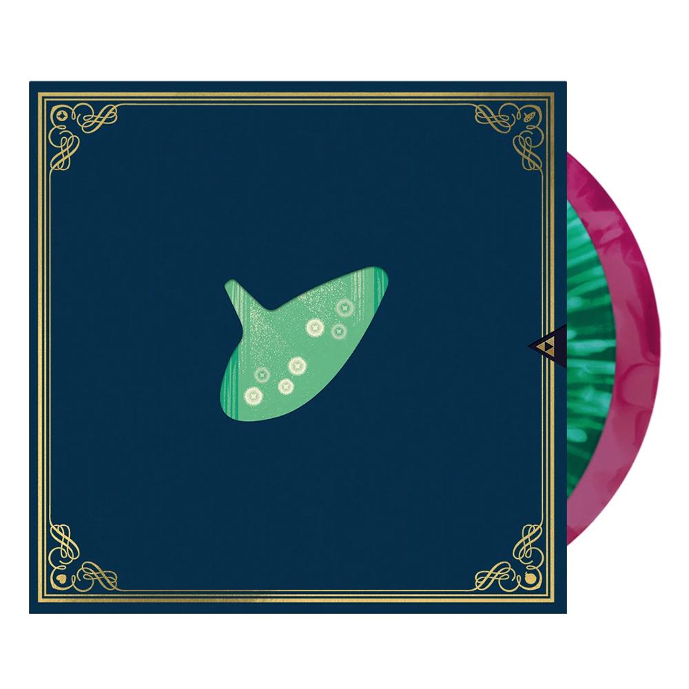 The Legend of Zelda Hero of Time Vinyl Merch Diggers