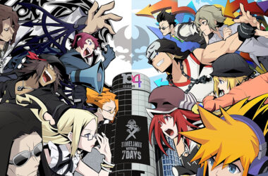 World Ends You Animation