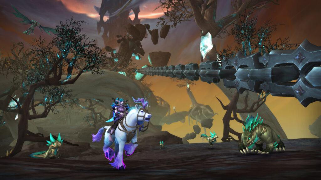 World of Warcrft: Korthia, la ciudad de los secretos, la nueva área de Shadowlands