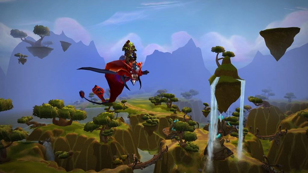 World of Warcraft: Burning Crusade Classic; Terrallende