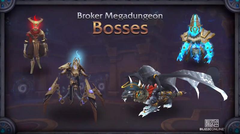 World of Warcrft: Broker Megadungeon, una nueva mazmorra mítica