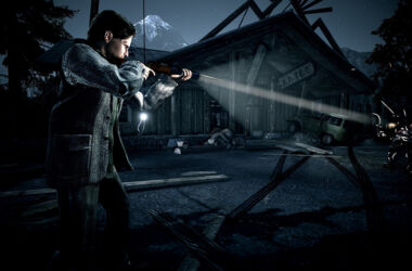 Alan Wake Epic Games