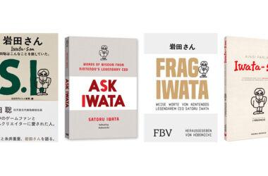 Ask Iwata idiomas