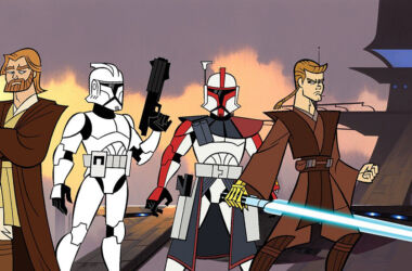 Clone Wars Tartakovsky Disney