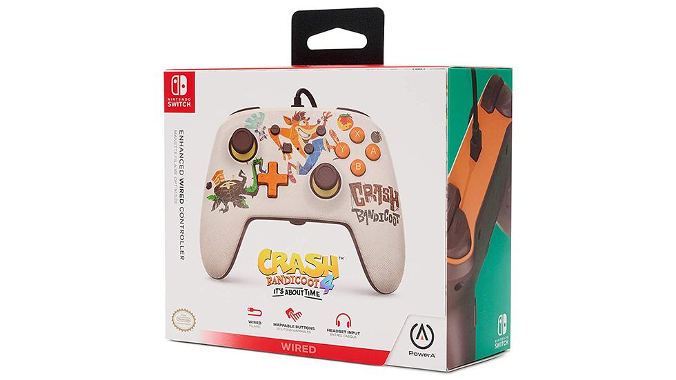 PowerA Crash Bandicoot 4