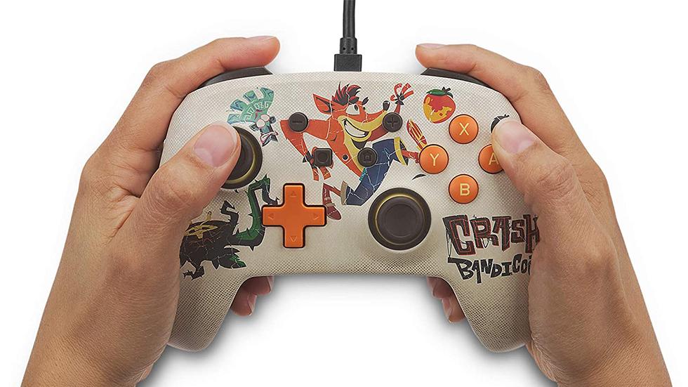 PowerA Crash Bandicoot 5