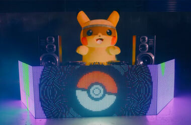 DJ Pikachu Lightning Remix