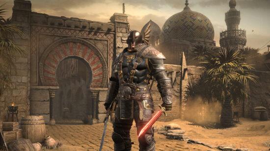 Diablo II Resurrected Alpha 01
